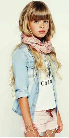 Cute girl style