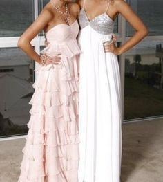 Cute Pink Ruffled Prom dresses 2016, #pinkpromdress, #promdresses