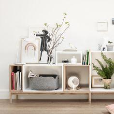 Muuto Restore #Storage #Basket - #Grey #urban #scandi #lookbook #SS14 #interiordesign