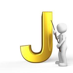J, Carta, Orden Alfabético, Por Orden Alfabético, Abc