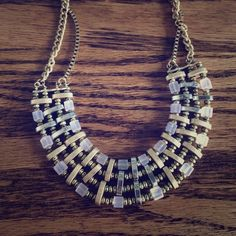 Spotted while shopping on Poshmark: Pink, gold & silver necklace! #poshmark #fashion #shopping #style #Anthropologie #Jewelry Stone Chips, Anthropologie Jewelry, Beads, Pink, Silver, Gold, Shopping, Style, Fashion