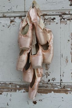 .I always wanted to be a Ballet Dancer when i was little, my Mother had some paintings of Ballet Dancers and they looked so graceful and lovely! I was also the most clumsy and accident prone child, and I've never changed!! so no Ballet for me!!
