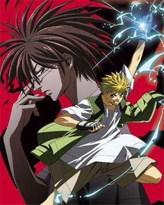 Ban Mido and Ginji Amano, Get Backers