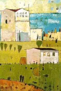 Tyndall Galleries - Artist Works - Jane Filer