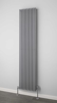 Introducing the new Supplies 4 Heat Chaucer Vertical Tube Radiator, with Italian design and manufacture, the Chaucer shows off its 23mm round steel tubes in either a single or double variant depending on the amount of heat output you require. Available in a White RAL 9016 finish as standard - other colours and finishes are available, just contact us on 01452 883828 or email us on sales@warmrooms.co.uk. Complete with a 10 year guarantee.