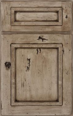 Winslow - Medallion Cabinetry knotty alder in appaloosa