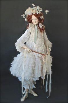 Ольга Сукач, 70 cm, wood