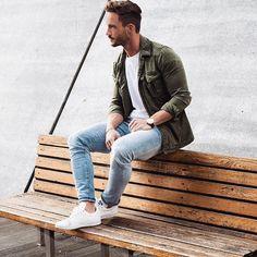 Daniel F. [Jacket : Topman Jeans : H&M; Sneakers... - Cool Cosmos