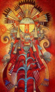Native American Art Tony Abeyta