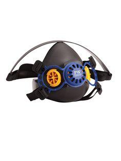 Zeige Details für Halbmaske Genf: Premium-Qualitäts-Halbmaske mit den gleichen Eigenschaften wie unser Artikel P420, hergestellt aus einem hochwertigem Silikon für perfekten Trage-und Sitzkomfort. Filter sind einzeln erhältlich.  Material: Silikon Zertifikat: EN 140