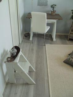 Asuntomessut 2013 - kiva lattia ja kalusteet