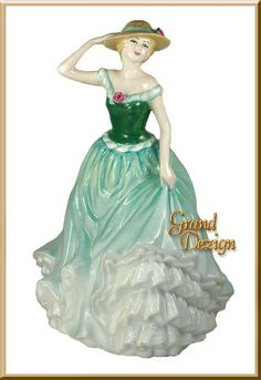 royal doulton reflections figurines - Google Search
