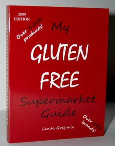 My Gluten Free Supermarket Guide - List of Gluten Free Foods to ease your gluten free shopping!