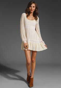 Seneca Rising Bowery dress