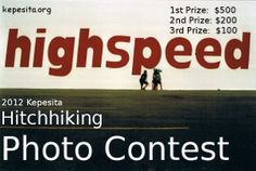 "2012 Kepesita ""Hitchhiking"" Photo Contest"