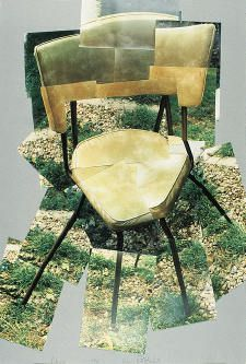 david hockney photo collage grand canyon -