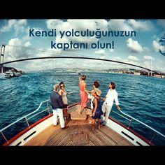 İstanbul denizlerinin yeni klasiği Armada Gezi Teknesi ile Boğaz, Haliç ve Adalar yönünde geziler düzenleyerek özel, VIP, kurumsal etkinlik ve toplantılarınızı alışılmışın dışında bir ortamdagerçekleştirebilirsiniz. Armada Gezi Teknesi ile bütün yıl boyunca kendi rotanızı kendiniz belirleyerek istediğiniz iskeleden demir alabileceğinizi biliyor muydunuz? www.armadageziteknesi.com http://instagram.com/thearmadaboat