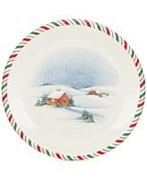 Kathy Ireland Once Upon A Christmas Dinner Plate  sc 1 st  Pinterest & kathy ireland Once Upon A Christmas Dinnerware Collection available ...