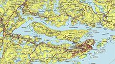 Gratis kartdata frå Kartverket