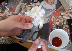 Create a Zombie Doll