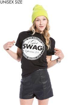 SWAG= Saved With Amazing Grace Christian T-Shirt- Based on Ephesians 2:8