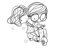 39 Mejores Imágenes De Dibujos De Amor Cards Colors Y Search