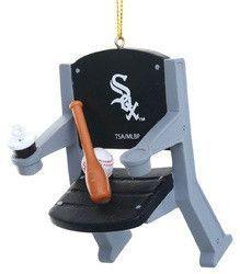 Chicago White Sox Stadium Chair Ornament
