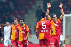 Galatasaray Balıkesirspor maçı özeti (Video)