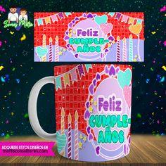 En Motta tenemos variados diseños para sublimar Tazas #sublimar #plantillas #cojines #personalizados #sublimación #diseñosparatazas #diseñosparasublimar #plantillastazas #somosmotta #mottaconsultores #diseñosparasublimar #plantillasparasublimar plantillas para estampar  Social, Mugs, Tableware, Colorful Birthday, Custom Cushions, Stampin Up, Stencils, Dinnerware, Tumblers