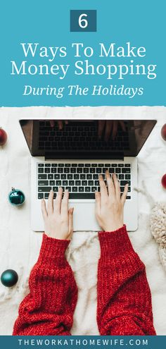 Some of the best money to be made is money you make doing activities you were going to do anyway. Here are several ways you can make money while shopping.