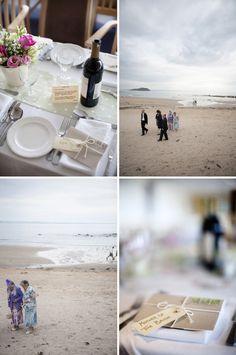 Tables: Vintage Styled Wedding