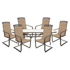 Covington 7-Piece Dining Set | Nebraska Furniture Mart