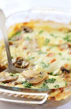 Chicken Gloria Casserole - kitchennostalgia.com