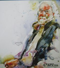 Watercolor Figure Painting | The Watercolour Log: Figurative Watercolours by Charles Reid