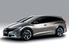 Honda Civic Tourer Concept (2013)