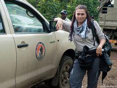 Congo - Virunga National Park - With The Gorilla