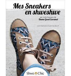 Mes sneakers en shweshwe de Julie Kansara