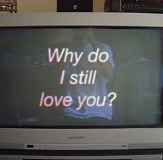 why do I still love you on We Heart It , Music Cover Photos, Music Covers, Quote Aesthetic, Aesthetic Pictures, I Still Love You, Mood Pics, Pretty Words, Mood Quotes, Texts