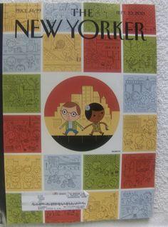The New Yorker Magazine (September 23, 2013)