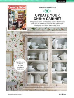 Saw this in the april 2015 issue of countryliving http bit ly