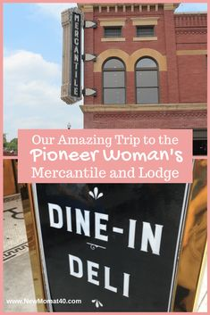 All about our girls' trip to the Pioneer Woman's visit to the Mercantile, Deli, Bakery, and Lodge in Pawhuska, OK. Plus other fun things to do! Rv Travel, Family Travel, Travel Destinations, Weekend Vacations, Weekend Getaways, Oklahoma Tourism, Mom Advice, Romantic Getaway, Pioneer Woman
