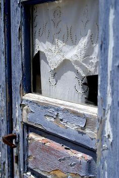 Door in Milos, Greece