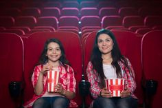 Mother with daughter in cinema Photo Free Stock Photos, Free Photos, Photo Editing, Cinema, Daughter, Photoshop, Fashion, Movie Theater, Movies