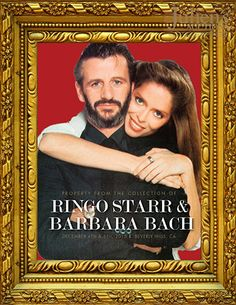 The Ringo Starr & Barbara Bach Auction