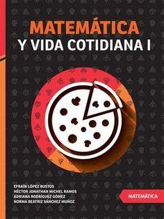 """Cover of """"Matemática y vida cotidiana I"""""""