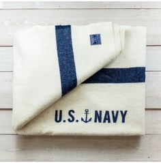US Navy Blanket - Towels, Blankets & Throws - Live the Life