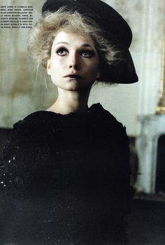 Deborah Turbeville / Vogue Italia