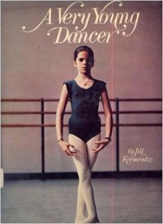 I LOVED this book as a little girl. // A Very Young Dancer by Jill Krementz: A classic favorite. #Books #Kids #Ballet