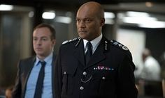 Colin Salmon as chief Kevin Hazard in London Has Fallen