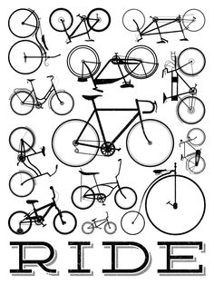 the 13 best splendid contraptions images on pinterest rolling Jensen Healey Interceptor bicycle lovers poster